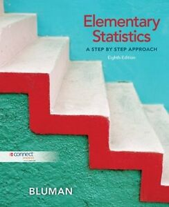 Elementary Statistics - A step by step approach 8th Ed.