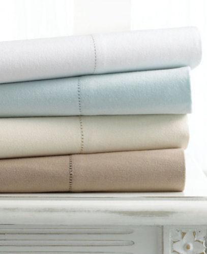 Martha Stewart Luxury Flannel Sheets Ebay