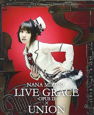 NANA MIZUKI LIVE GRACE OPUS II x UNION Blu-ray Japan 4988003818074