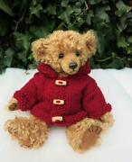 Knitted Teddy Bear Clothes