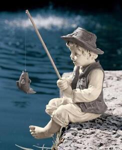 Boy Statue Ebay