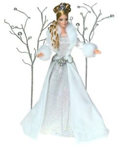 2003 Holiday Visions (Winter Fantasy) Barbie - Collector Edition
