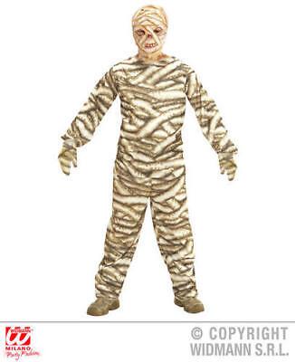 Boys Kids Childs Mummy Halloween Fancy Dress Costume Outfit 11-13 Yrs