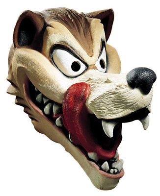 Wolf Latex Mask (Hungry Wolf Super Deluxe Latex Mask for)