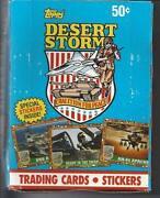 Topps Desert Storm