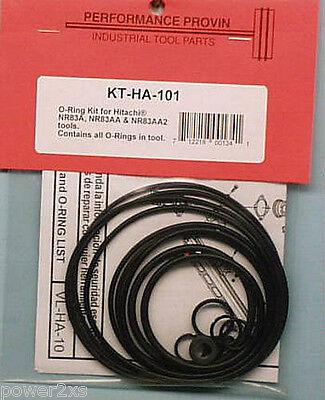 Hitachi NR83A Framing Nailer O-Ring Kit - KTHA101
