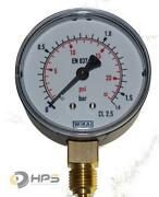 Manometer 6 Bar