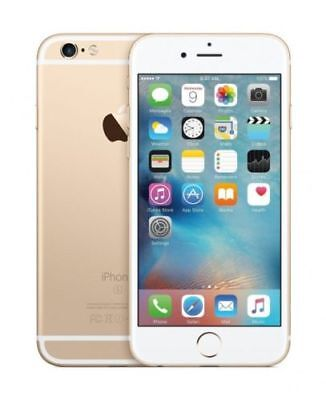 Apple iPhone 6 64GB Gold (Unlocked) A1586 (CDMA + GSM) 4G Data WiFi Smartphone