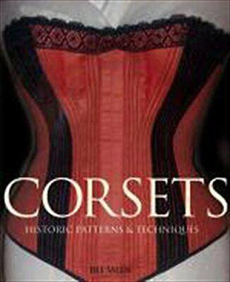 Corsets by Jill Salen New Paperback Book