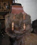 Leather Horse Saddle Bags