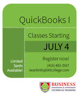 QuickBooks Level I - Bookkeeping, Payroll, Reconciliation