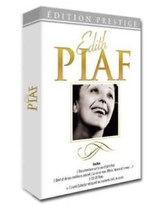 Edith piaf - Collector + 1 CD et 1 livret Édition prestige