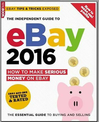 How to make serious money on Ebay 2016 eBook-PDF