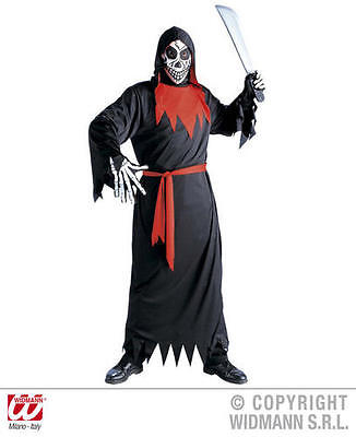 Childrens Evil Monk Ghost Fancy Dress Costume Halloween Outfit 11-13 Yrs - Child Monk Costume