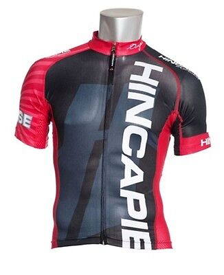 74d425ae0 Hincapie Velocity Jersey Mens Cycling Road Bicycle Bike XXL 2XL Extra Large  Red