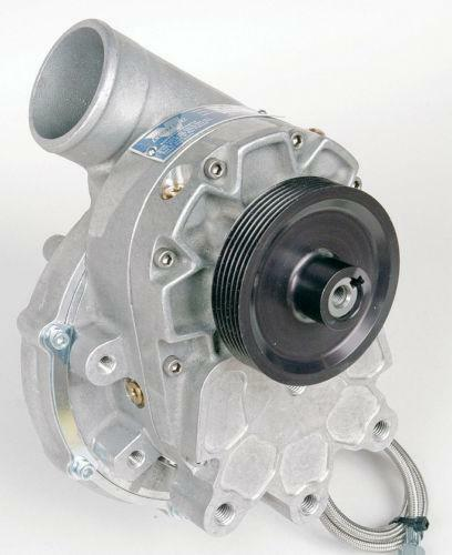 Eaton Supercharger Pulleys: Vortech Supercharger