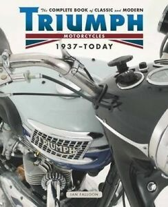 Complete-Book-of-Triumph-Motorcycles-from-1937-Bonneville-Tiger-T100-Ian-Falloon