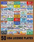 License Plate Lot 50