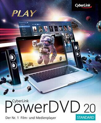 Cyberlink PowerDVD 20 Standard, Download, Windows