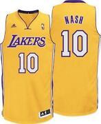 Steve Nash Lakers Jersey