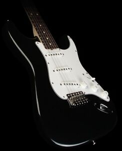 Black Generic Strat - Plays & Sounds Great