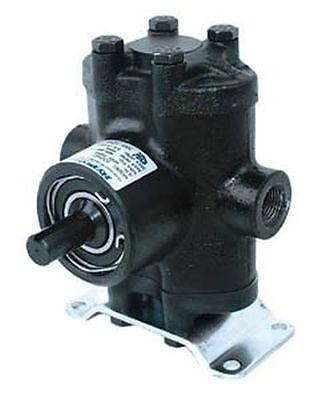 Hypro 5324c Small Twin Piston Pump - Solid Shaft