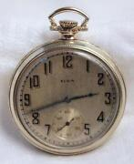1925 Elgin Pocket Watch