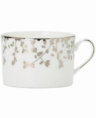 LENOX ~ KATE SPADE  Gardner Street Platinum  One CUP ~   New