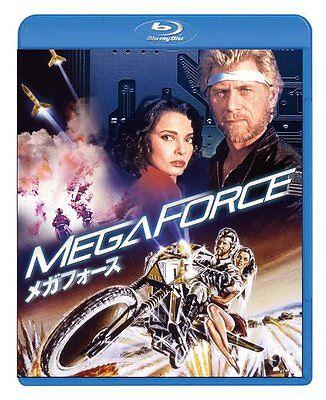 Brand New Megaforce Blu-Ray Region A