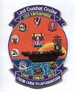 USS Enterprise Patch