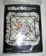 Bucilla Needlepoint