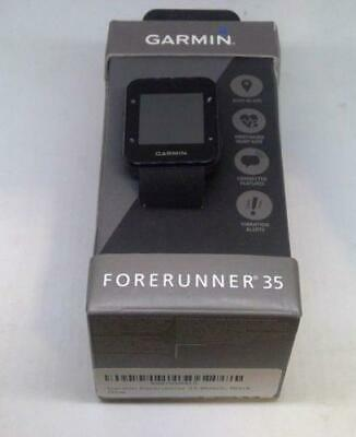 Garmin Forerunner 35 GPS Watch - Black- NO BOX - NO CHARGER