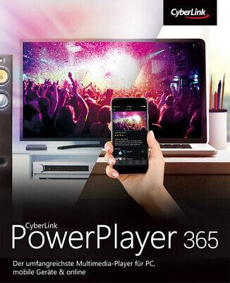 CyberLink PowerPlayer 365, Download, Windows