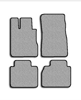 Carpet Floor Mats For Rear Wheel Drive Models Only - Choice of Carpet Color Carpet Floor Mats Rear Wheel