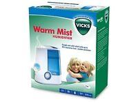 Vicks VH750 Warm Mist Humidifier