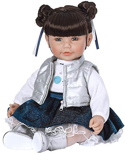 dolls toddlertime cosmic girl 20 inch vinyl
