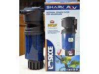 Brand New Shark Adv 400 Internal Power Filter