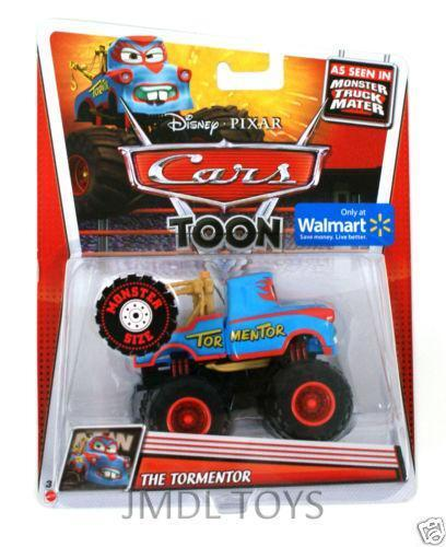 Monster Truck Mater Cars Ebay