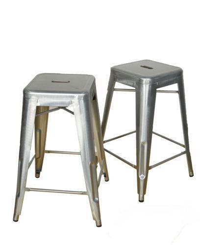 Tolix marais chair ebay - Marais counter stool ...