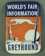 Worlds Fair Pin