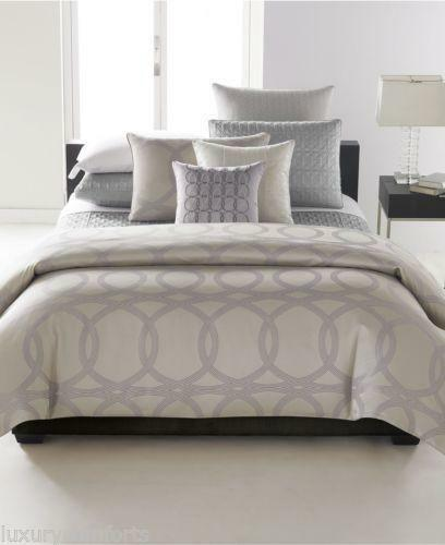 Hotel Collection Rings Coverlet
