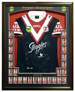Sydney Roosters Signed Jersey