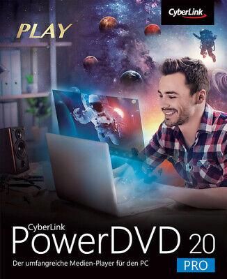 Cyberlink PowerDVD 20 Pro, Download, Windows