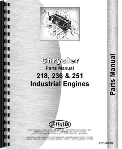 Chrysler Industrial | eBay