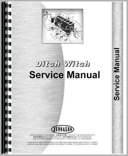 ditch witch manual ebay simplicity wiring diagram ditch witch wiring diagram