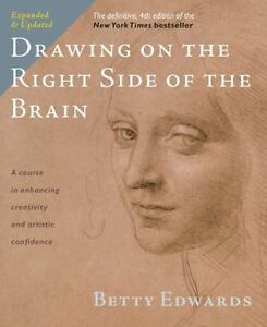 DRAWING ON THE RIGHT SIDE OF THE BRAIN - EDWARDS, BETTY -