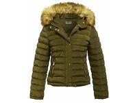 Women Hooded Coat