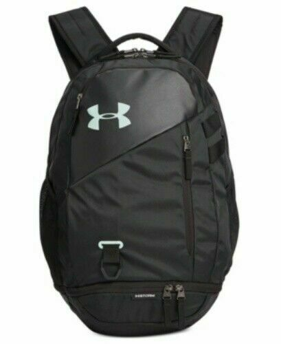 Under Armour Hustle Backpack Unisex Black