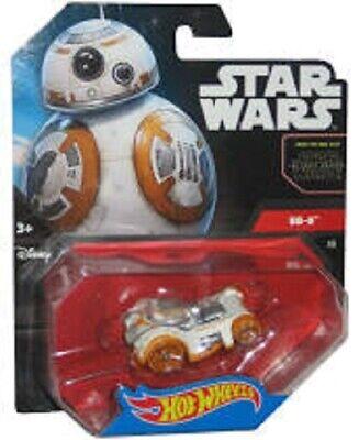 Hot Wheels Star Wars BB-8 (die-cast character car)