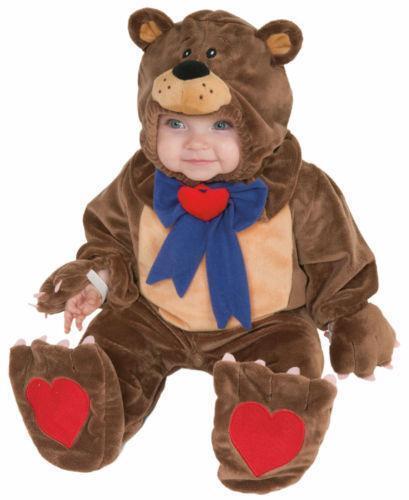 Baby Bear Costume Ebay